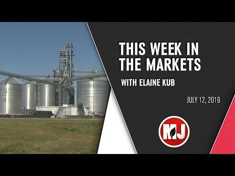 Markets with Elaine Kub | July 12, 2019