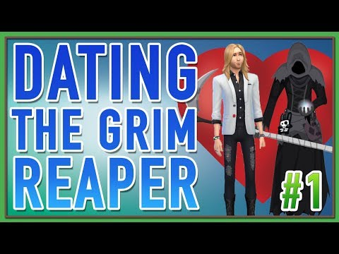 you're dating the grim reaper