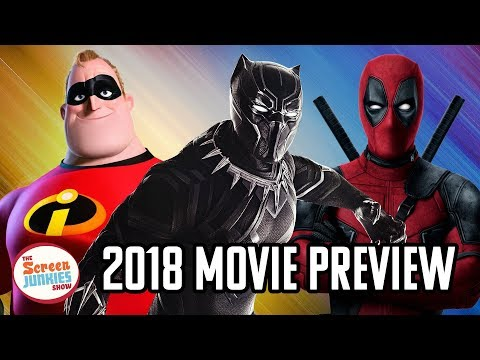 Biggest Movies of 2018! (Everything You Need To Know)