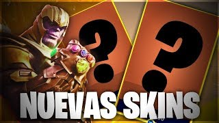 🔴 OMG! *NUEVAS SKINS* +445 WINS *MODO THANOS* - FORTNITE Battle Royale