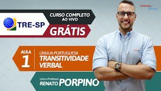 curso grtis de lngua portuguesa para o tre sp com renato porpino aula 01