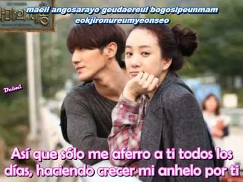 Lee Hyun (8eight) - Engraved in my heart - The King of Dramas OST [Sub Español + ROM]