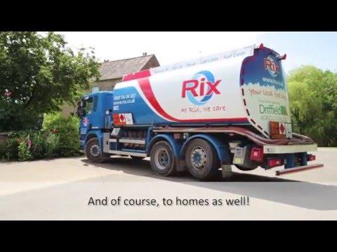 Rix Petroleum Heating Oil, Gas Oil & Diesel fuel supplier