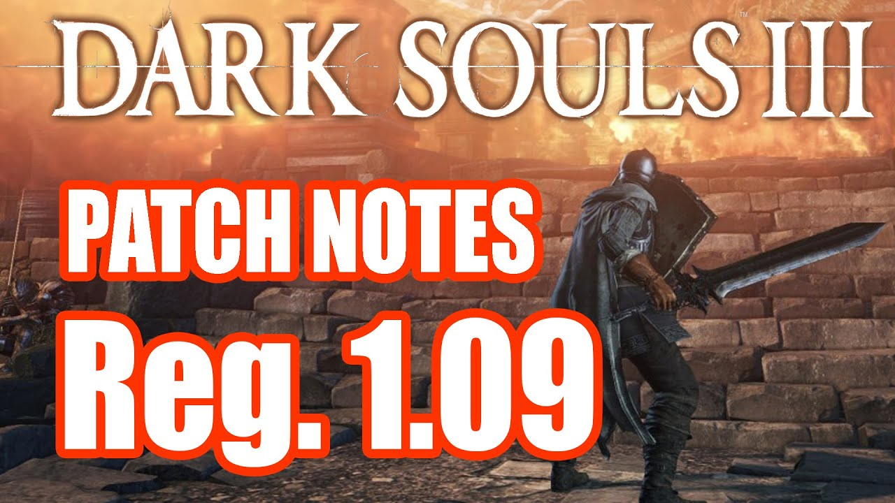 dark souls prepare to die edition patch notes
