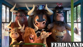 Ferdinand Full Movies - English Movie 2020 |Hollywood Full Movie 2020 |Full Movie in English 𝐅𝐮𝐥𝐥 𝐇𝐃