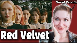 RED VELVET (레드벨벳) - PSYCHO - Vocal Coach & Professional …
