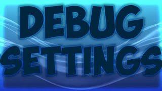 Download lagu Configuração Debug Settings PS3 Destravado MP3