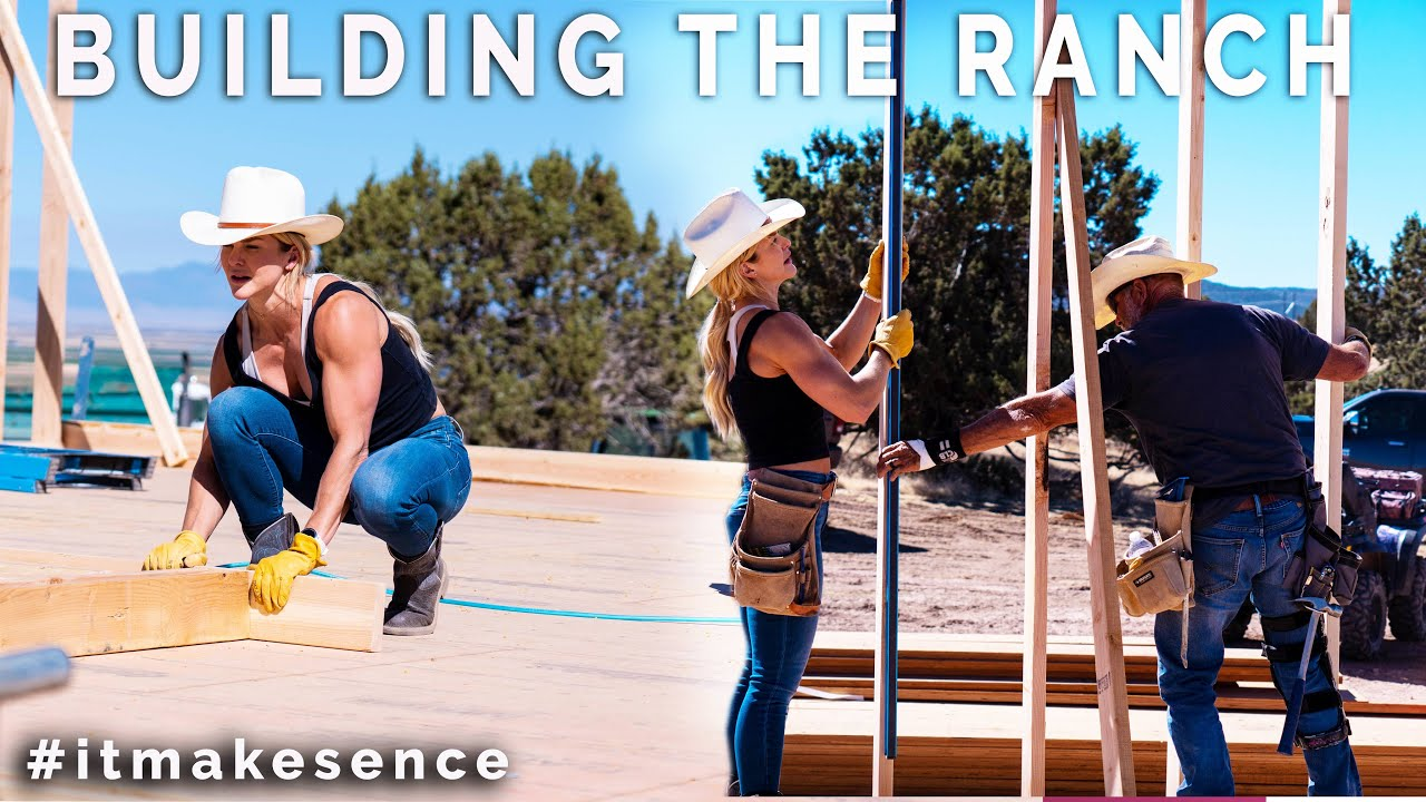 BROOKE ENCE VLOGS | Back In UTAH Hitting Workouts At Fitness Culture and Working On The Ence Ranch