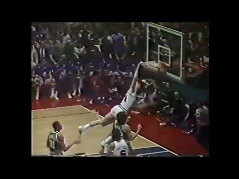 Darryl Dawkins & Bobby Jones Dunkfest vs. Celtics (1981 BOS-PHI)