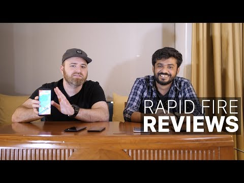 Unbox Therapy and Beebom: Rapid Fire Phone Reviews!