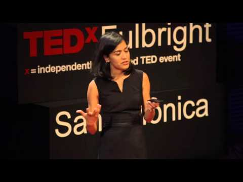 Gender equality - A man's fight as well | Priyali Sur | TEDxFulbrightSantaMonica
