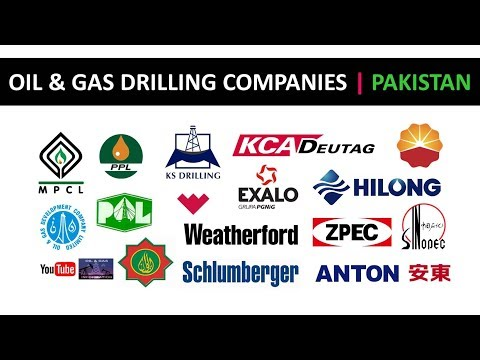 Oil And Gas Drilling Companies In Pakistan | 2019
