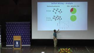Selfish Mining Miners' Dilemma Ittay Eyal Technion Cyber and Computer Security Summer School