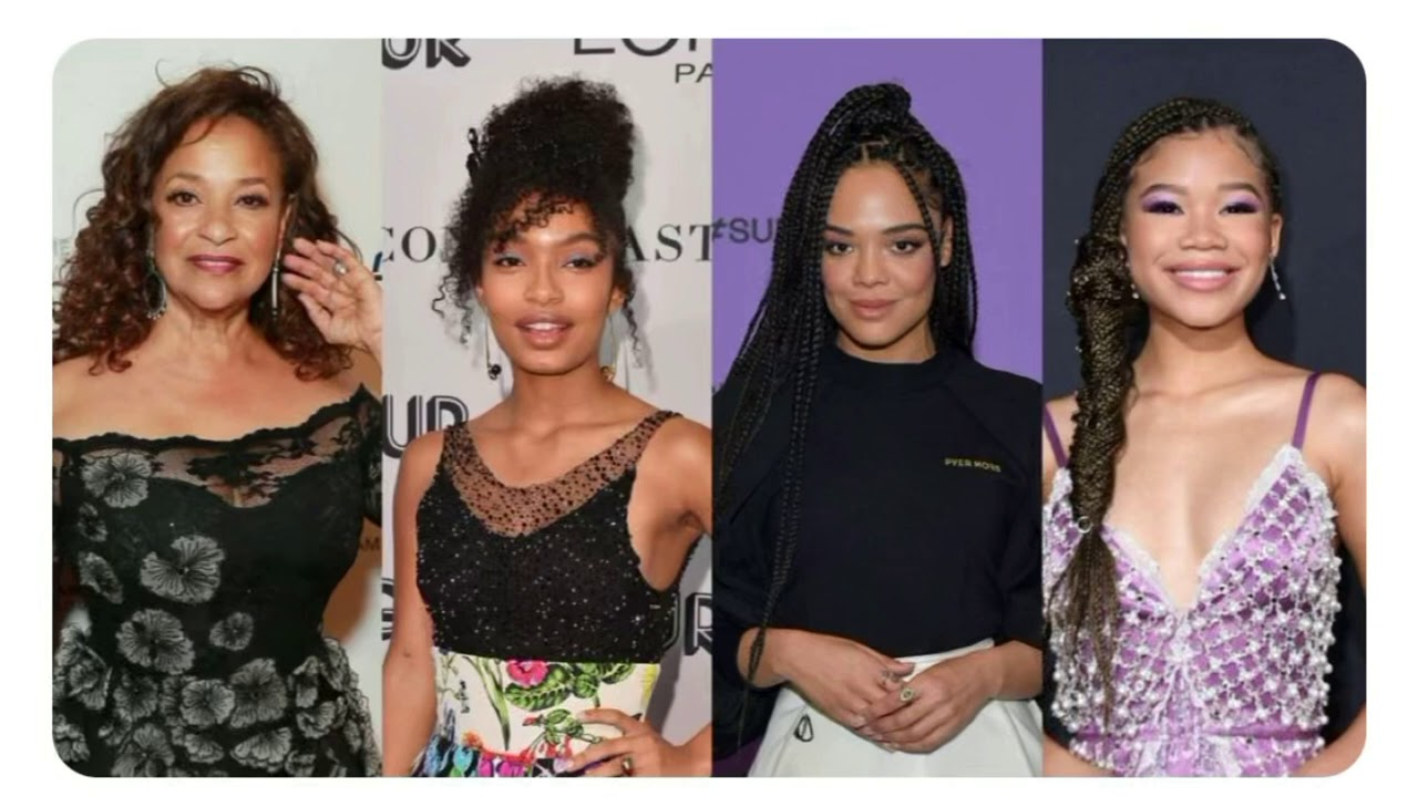 Biracial Actresses Star in Black Sitcom 'A Different World' Remake