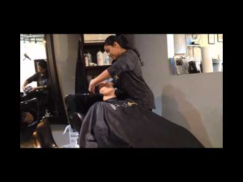 J Beverly Happy Scalp Treatment at Beso Hair Skin Laser Spa