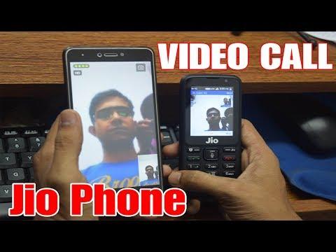 Jio Phone Video Call | Demo | Jio Phone Camera Sample | Video Call