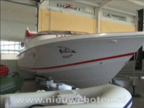 Motor boat - Youtube videos - Donzi Donzi 26 ZF