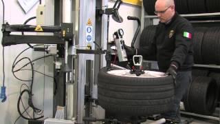 RAV Smontagomme G1200.34 / RAV Tyre changer G1200.34