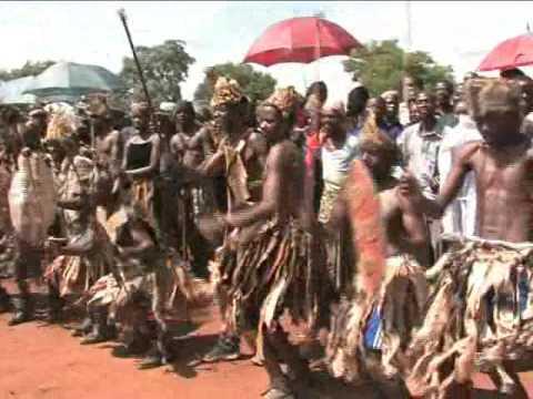 Zambia Ngoni singing, 'ukhuluma kanjani' an Ingoma song