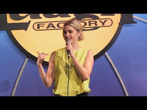 Daring Ashley Roberts to Make Us Laugh
