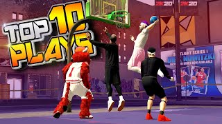 NBA 2K20 TOP 10 PLAYS Of The WEEK #24 Trick Shots, Putbacks & More