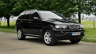 2003 BMW X5 SPORT 3.0 VIDEO REVIEW