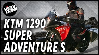 KTM 1290 Super Adventure S Review First Ride | Visordown Motorcycle Reviews