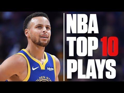 NBA Top 10 Plays of Week 1