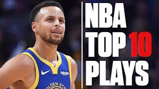 NBA Top 10 Plays of Week 1