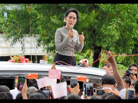 Inside the charge for change toward democracy in Myanmar
