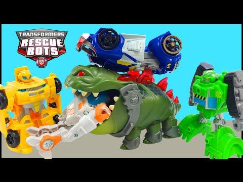 Transformers Rescue Bots Griffin Rock...