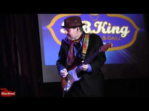RONNIE EARL & the BROADCASTERS ▸ Big Town Playboy/Whole Lotta Lovin' ◂ NYC - BB King Blues Club