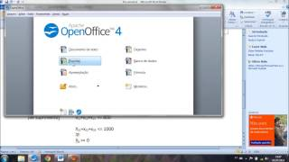 Tutorial de Otimização Linear no OpenOffice   Exemplo 2
