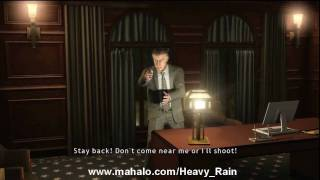 Heavy Rain Walkthrough - Chapter 5: Face to Face HD