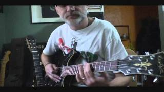Neil Young - Everybody Knows This Is Nowhere (guitar lesson)