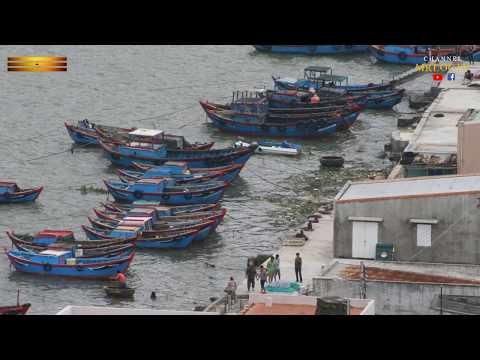 Khám phá vẻ đẹp hoang sơ làng chài Hải Minh | TP Quy Nhơn, Bình Định