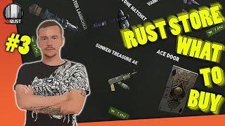Rust Store - Dobry Tydzień na Skinową Inwestycję?! #3