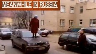 ЯДОСАНА БАБКА СРЕЩУ ПИЧ С BMW X5! (ВИДЕО)