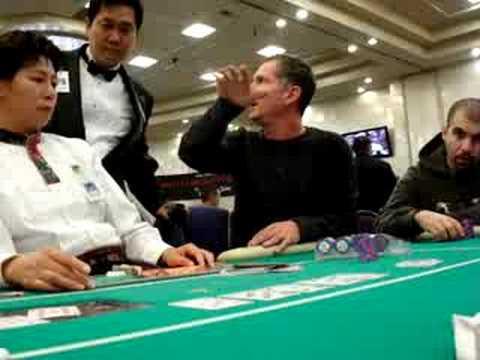 poker incident at Commerce