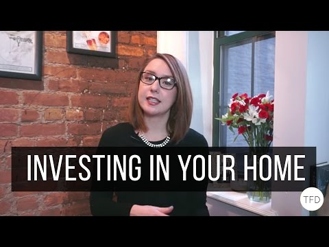 Where To Invest (And Where To Skimp) In Your Home | The Financial Diet