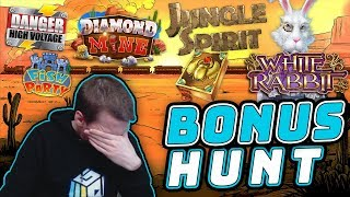 Bonus Hunt Results 05-04-19 - 23 Slot Features!