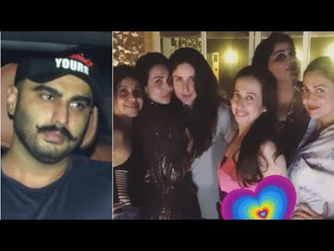 LEAKED: Arjun Kapoor's LOOK From Panipat While Partying With Malaika Arora And Her Girl Gang Mp3