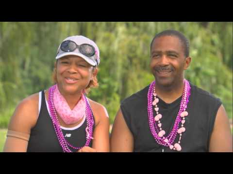 Training for the Susan G. Komen 3-Day
