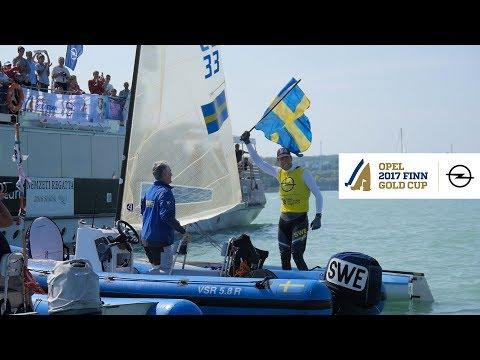 Opel Finn Gold Cup medal race