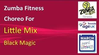 Zumba Fitness - Little Mix - Black Magic