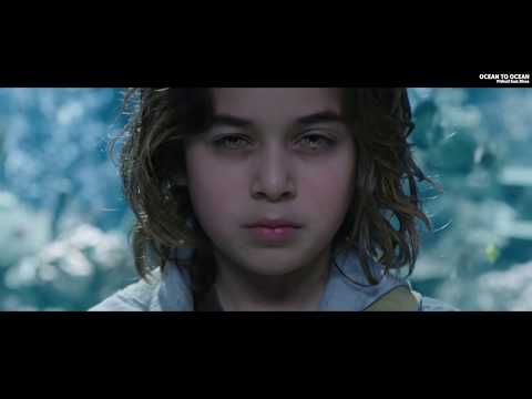 Ocean To Ocean - Pitbull feat - Aquaman OST Unofficial MusicVideo