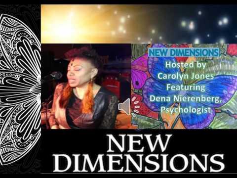 New Dimensions Psychologist Dena Nierenberg
