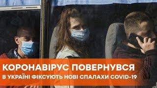 Коронавирус в Украине и мире Новые антирекорды Covid 19 Ослабление карантина в Украине