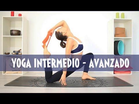 Yoga Vinyasa INTERMEDIO-AVANZADO todo cuerpo en 70 min  94d1e5e644be