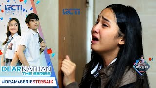 Video DEAR NATHAN THE SERIES - Apa Sih Ngebuat Salma Nangis Di Kamar Mandi, Jahat! [4 Oktober 2017] download MP3, 3GP, MP4, WEBM, AVI, FLV April 2018